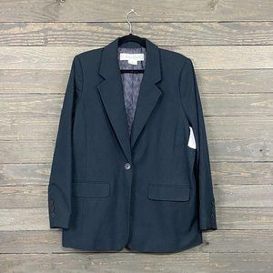 Treasure & Bond Single Button Blazer Jacket NWT